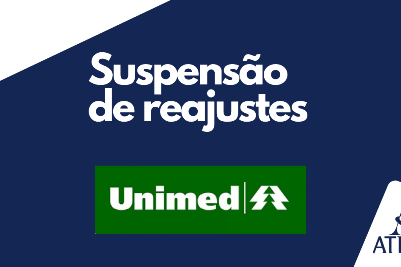 reajuste suspenso unimed