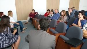 Reunião tratou da estatuinte e também de assuntos jurídicos